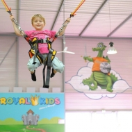 Royal kids chalons bungy